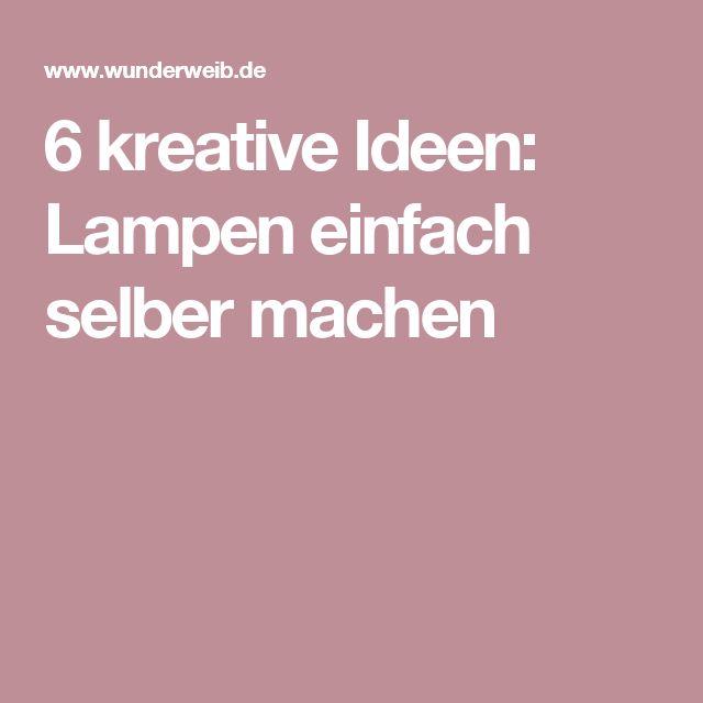 """Über 1.000 Ideen zu """"Leselampen auf Pinterest  Lampen"""""""