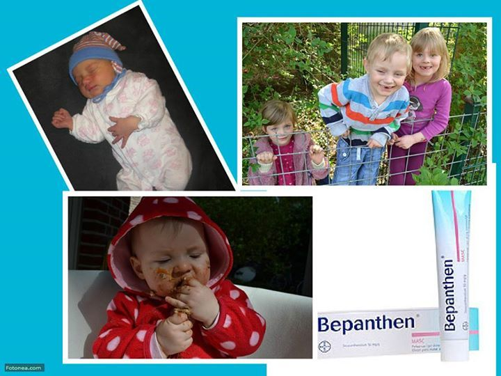 Maść ochronna Bepanthen - niezbędna w pielęgnacji maluchów w każdym wieku :) #BepanthenBaby https://www.facebook.com/photo.php?fbid=1410928025839398&set=o.145945315936&type=1