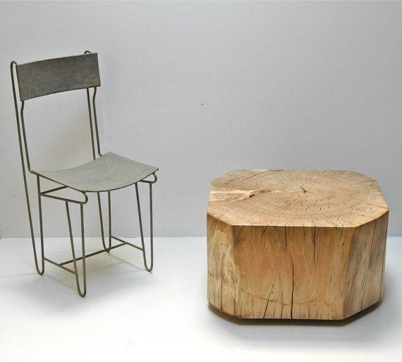 Best 25+ Tree stump furniture ideas on Pinterest | Tree ...