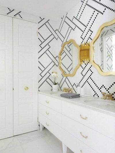 Loving these mirrors! So different! VINTAGE LUXE   desire to inspire