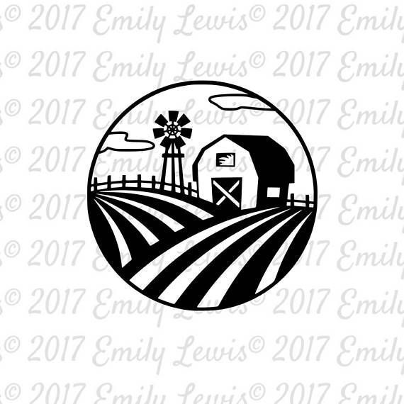 farm svgs  farm cut files  farm svg files  farm sv