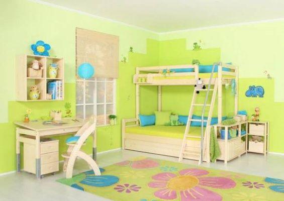 Nábytek STORM - Masivní dětský a studentský nábytek