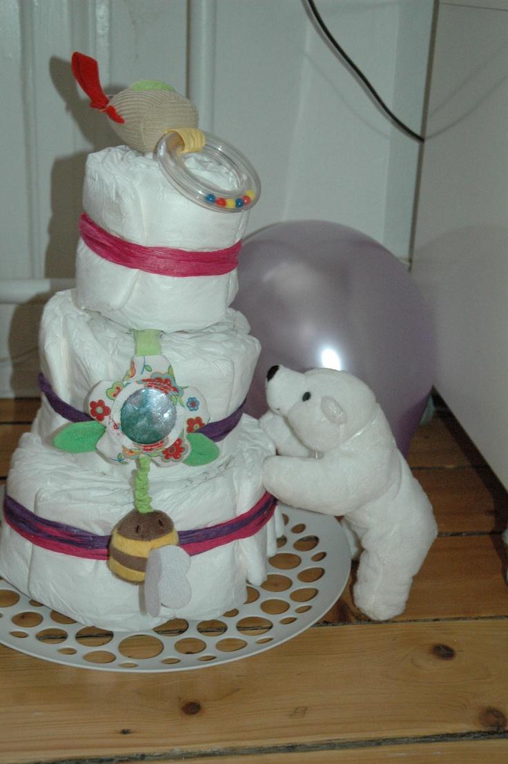 Blekage / diapercake