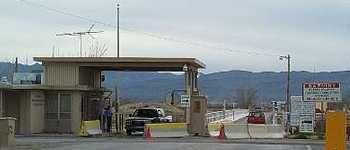 Fort Hancock Texas entry