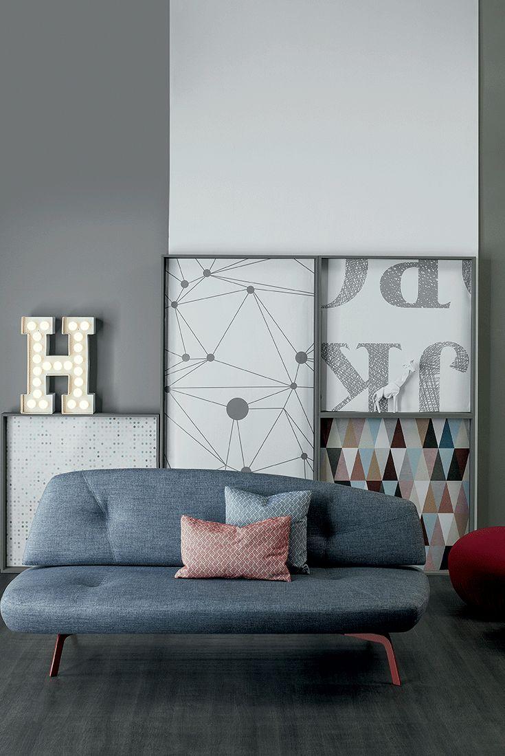 #Living with Passion: poltroncine, credenze, librerie e pareti attrezzate per vivere al meglio la zona giorno.   #LivingWhitPassion #Design #Furniture