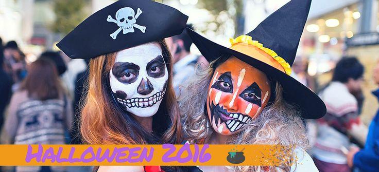 Los mejores disfraces de Halloween 2016 #blog #tienda #disfraces #online #carnaval #halloween