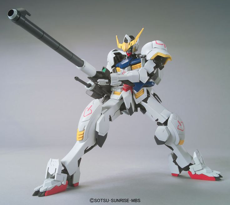 1/100 Gundam Barbatos | Iron-Blooded Orphan Gundam | Gunpla | Military Sci-Fi Animé| Mecha Scale Model