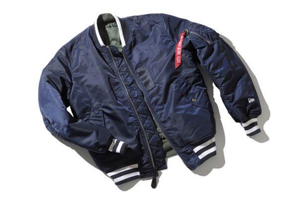 Image of New Era x Alpha Industries MA-1 Jacket