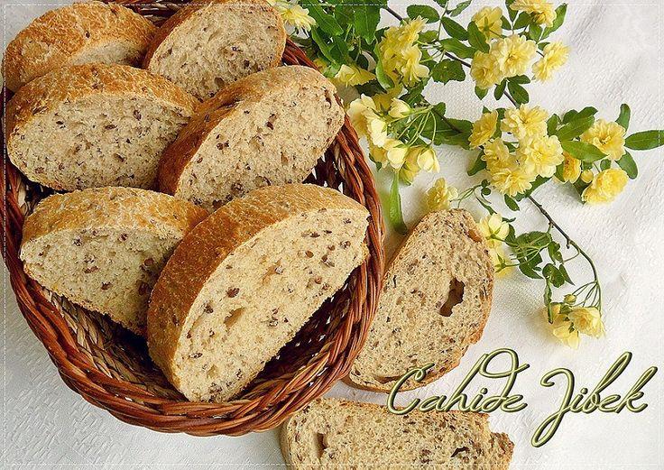 keten tohumlu ekmek
