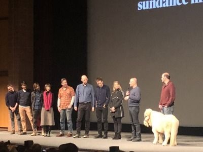 Tumblr The cast and crew of Damsel at their Premiere Sundance Film Festival January 23 2018