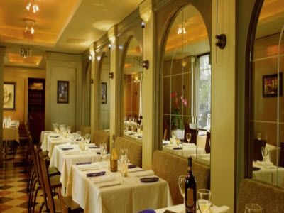 Zingari Ristorante is an exquisite Italian restaurant, wine bar and jazz club nestled one block away from Union Square in the heart of San Francisco's Theatre District in the Donatello Hotel. #zingariristorante #SFrestaurants