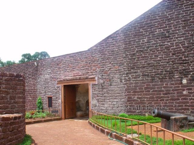Saint Angelo Fort, Kannur