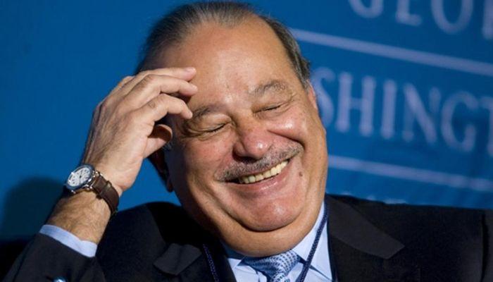Carlos Slim molesto, destapa la corrupción en México