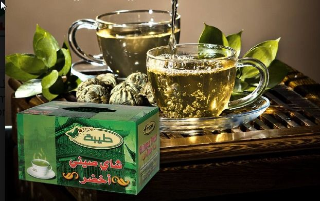 ORGANIC GREEN TEA BAGS Chinese  Matcha Natural Herbal Premium Different Taste #TEEBA
