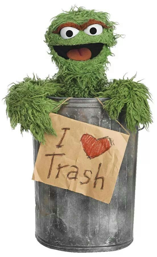 Best 25 Oscar The Grouch Ideas On Pinterest Sesame