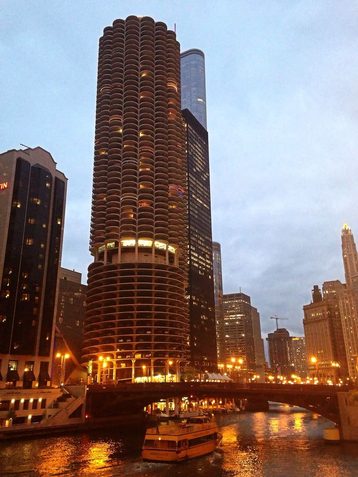 Lake Point Towers in Chicago