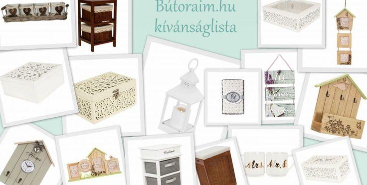 Bútoraim.hu kívánságlista