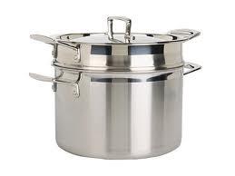 my latest addition a 6L le creuset pasta pot