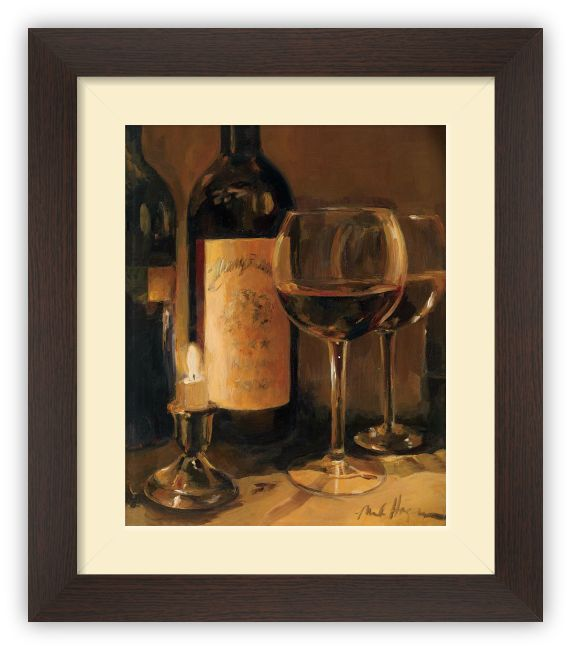 """Tablou """"By Candlelight I"""" http://www.artfoyer.ro/by-candlelight-i.html"""