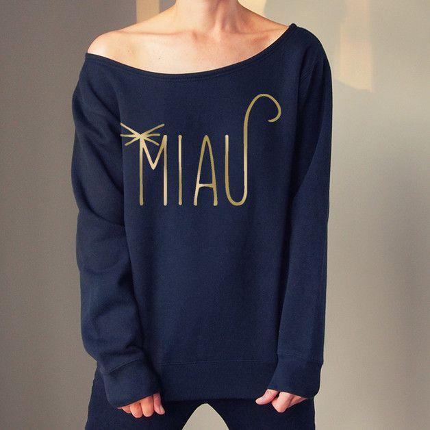 MIAU CZARNA MAX Z - onemugaday - Bluzy