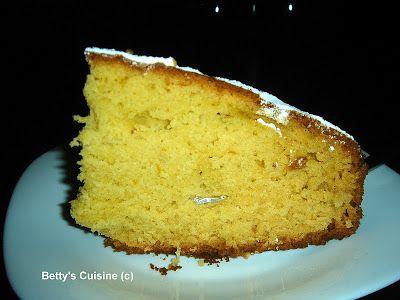 Betty's Cuisine: Βασιλόπιτα τούρτα