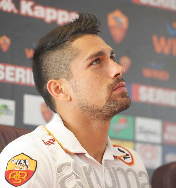 presentazione di Marco Borriello alla As Roma by euvant, via Flickr