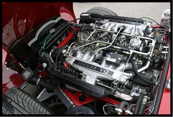 Jaguar E Type V12 Efi Conversion Aj6 Engineering
