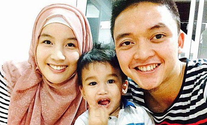 Sarah Natalia, Hijabers Cantik Menantu Aa Gym Yang Mirip Sandra Dewi
