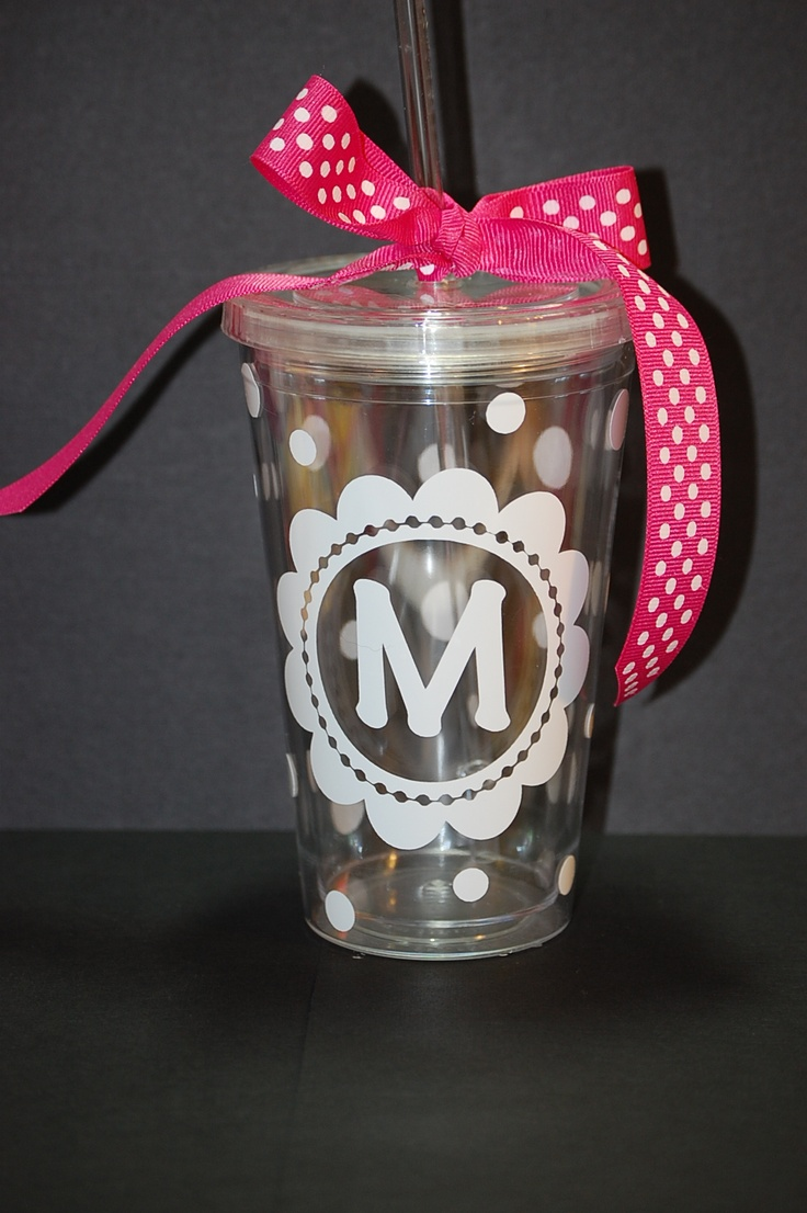 Best Tumbler Ideas Images On Pinterest - Best vinyl for cups