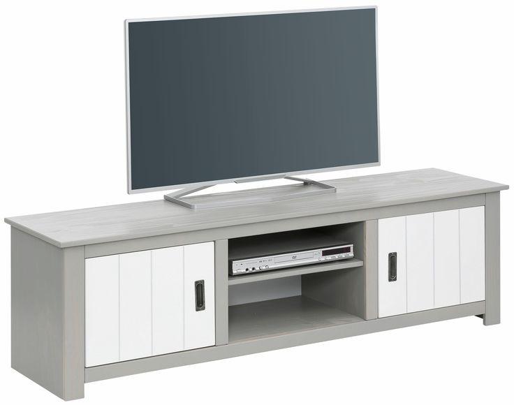 Home affaire TV-Lowboard grau, »Kampen«, pflegeleichte Oberfläche, FSC®-zertifiziert Jetzt bestellen unter: https://moebel.ladendirekt.de/wohnzimmer/tv-hifi-moebel/tv-lowboards/?uid=72eab744-3579-5161-97b3-8d27d6582942&utm_source=pinterest&utm_medium=pin&utm_campaign=boards #tvlowboards #wohnzimmer #tvhifimoebel
