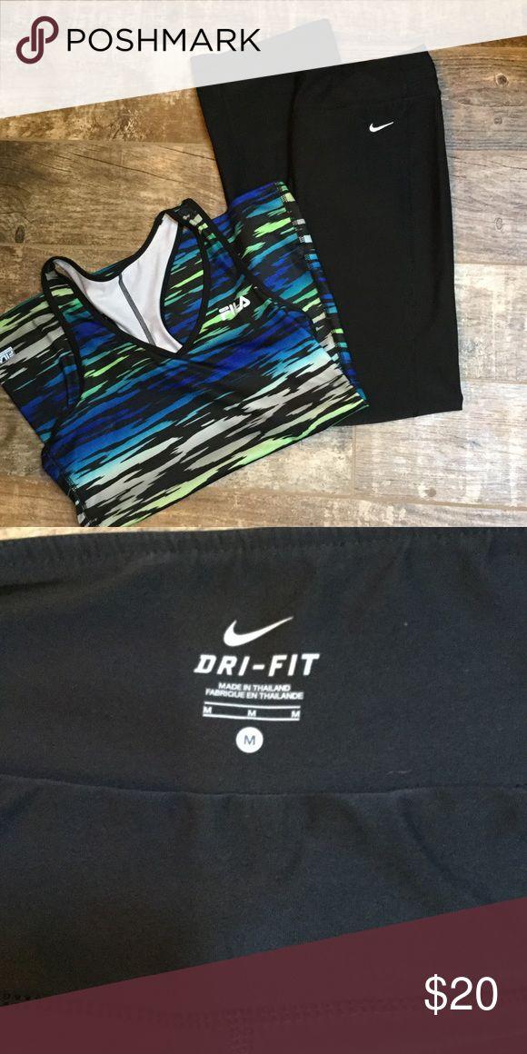 Nike yoga pants Size M Nike pants Nike Pants Track Pants & Joggers