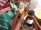 New Natural Winter Cheer Fragrance Oil-4 ml-Vanilla-Clove-Cider-Cinnamon-Orange