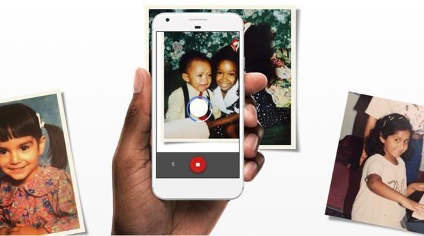 La práctica «app» de Google para escanear fotos antiguas con tu móvil Mientras que seis de cada diez españoles vieron sus fotos digitales por última vez en la última semana, las fotos analógicas no tienen esa suerte ... http://sientemendoza.com/2016/11/17/la-practica-app-de-google-para-escanear-fotos-antiguas-con-tu-movil/