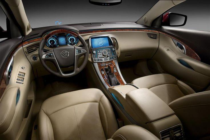 Inside 2011 Buick Lacrosse