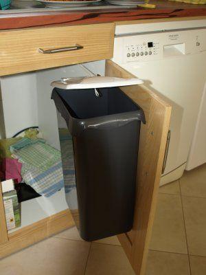 Les 25 meilleures id es de la cat gorie poubelle de porte cuisine sur pinterest poubelle de for Poubelle cuisine l gifi