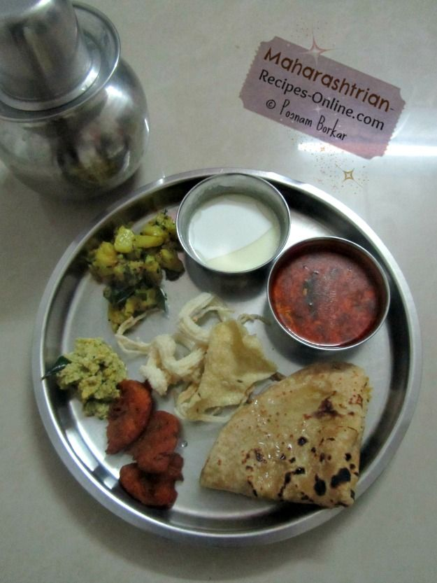457 best Maharashtrian Recipes images on Pinterest ...