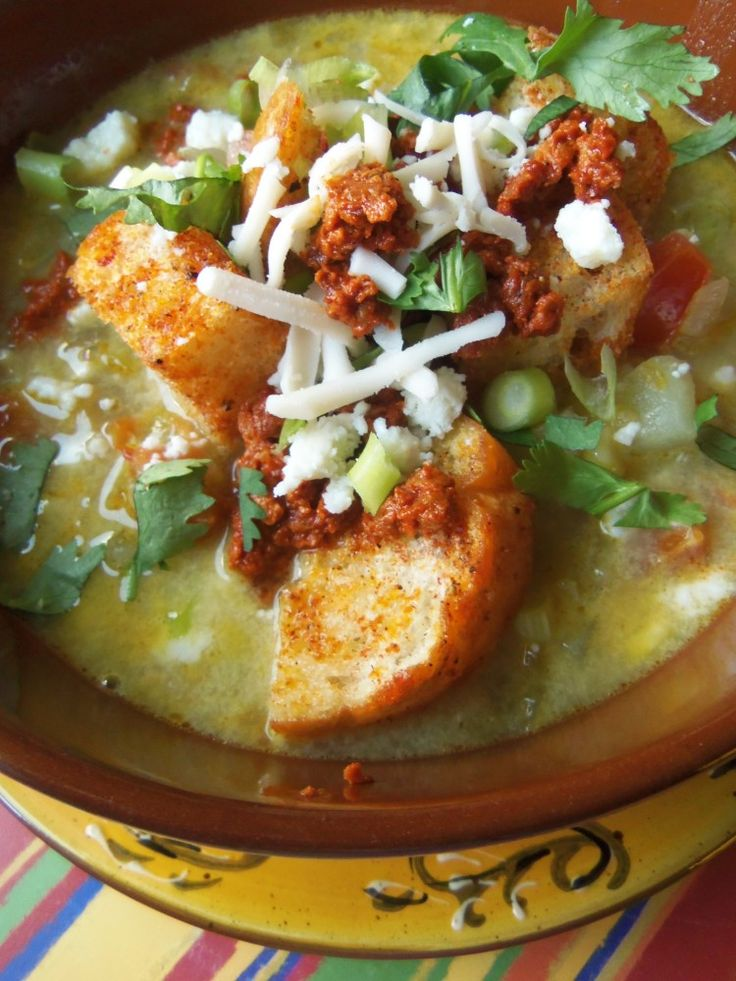 1000 images about Green Chile Soups Stews & Chili on