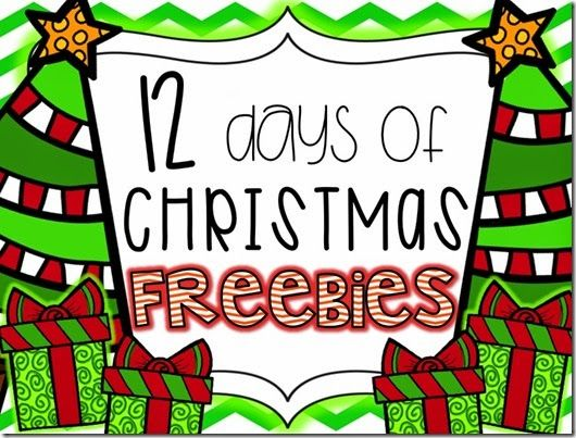Christmas Math Center FREEIBES!