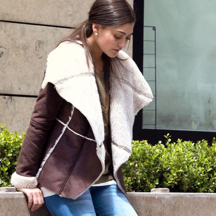 Perfect jacket.