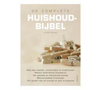 De complete huishoud bijbel. www.Millows.nl