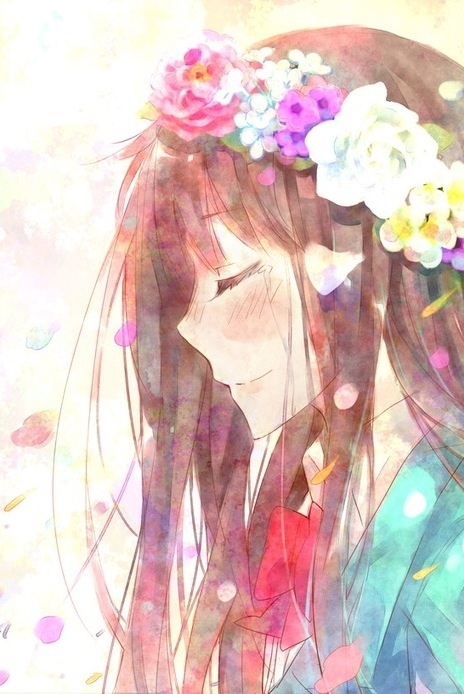 Sawako from Kimi ni todoke!!!!! Everyone is beautiful, don't judge a book by its cover