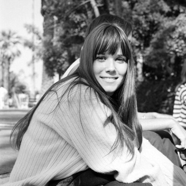 Barbara Hershey. 1966