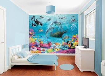 3D tapeta Podmořský svět