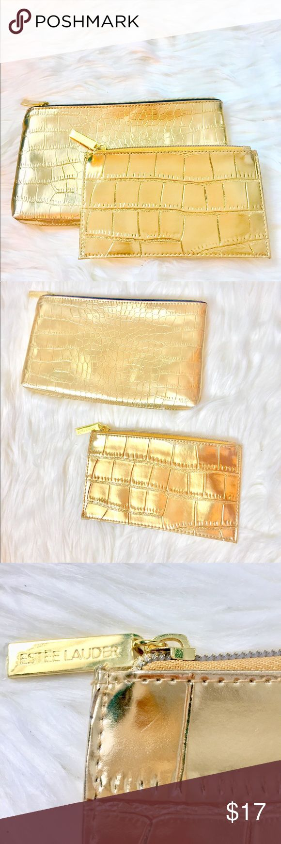 Estée Lauder Make Up Bags BRAND New!  PROMO: Every item comes with a free gift set Estee Lauder Bags Cosmetic Bags & Cases