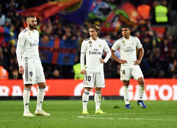 Real Madrid v Valladolid: Match Preview Predictions Form Guide