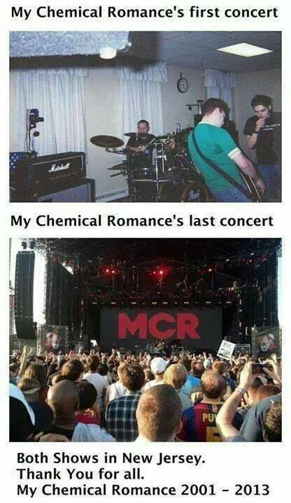My Chemical Romance You might as well rip out the heart I don't have and stomp on it because this hurt so much.