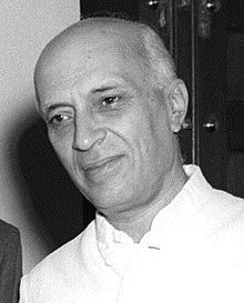 Jawaharlal Nehru Dies in Office (1964) Nehru was an Indian statesman and leader with Mohandas Gandhi in the struggle for Indian home rule. Nehru served as president of the Indian National Congress, and, in 1947, became India's first prime minister,