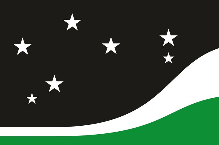 New Zealand Matariki by John Kelleher from Auckland, tagged with: Black, Green, White, Southern Cross, Landscape, Stars.