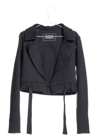 Say so jacket. 100% certified fair trade organic cotton.