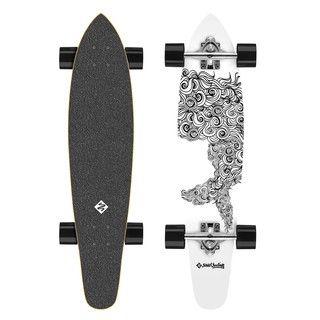 """Longboard Street Surfing Sealocks 36"""""""